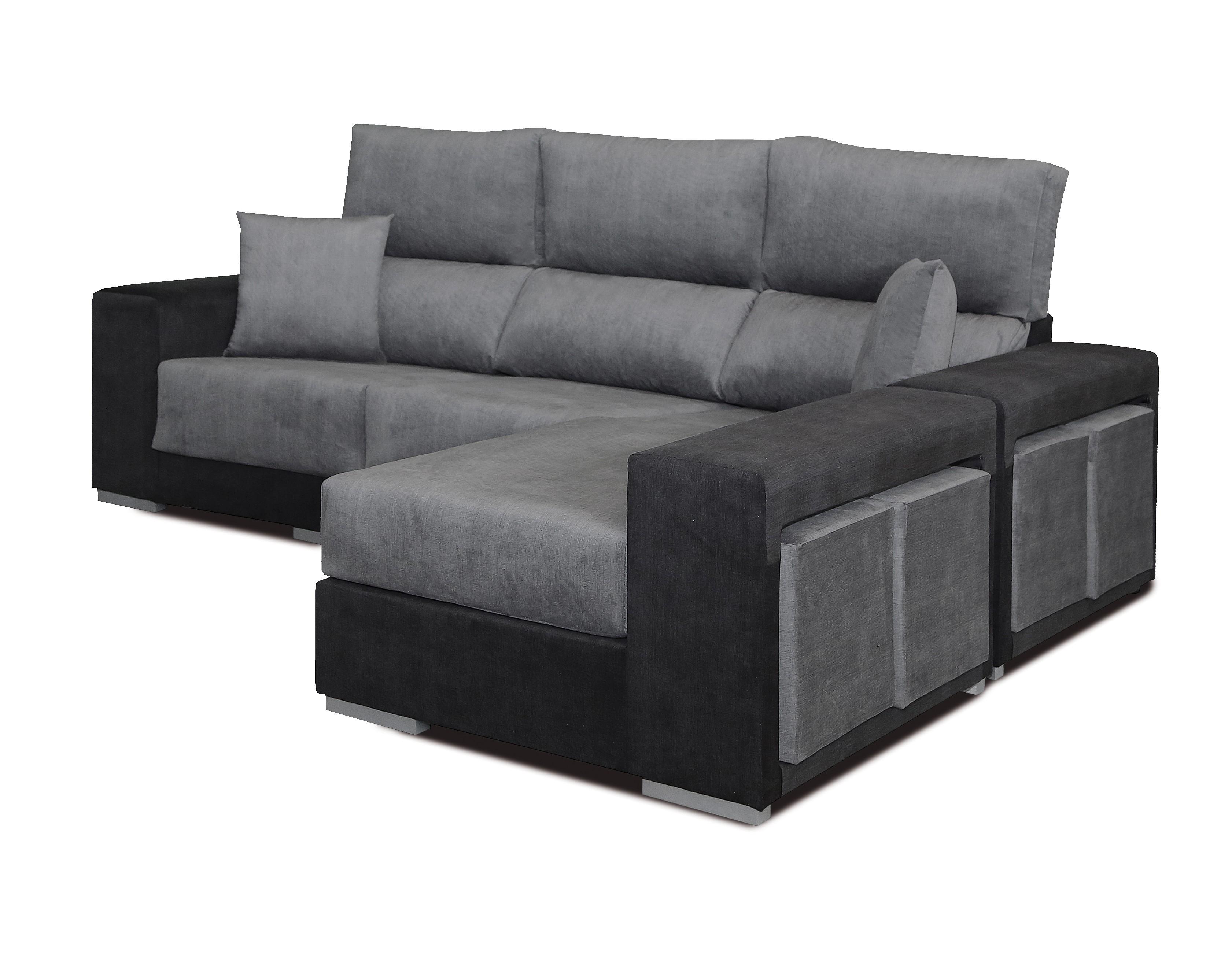 Sof s y tresillos en madrid muebles combar for Muebles totana