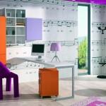 Dormitorios Modulares con escritorio